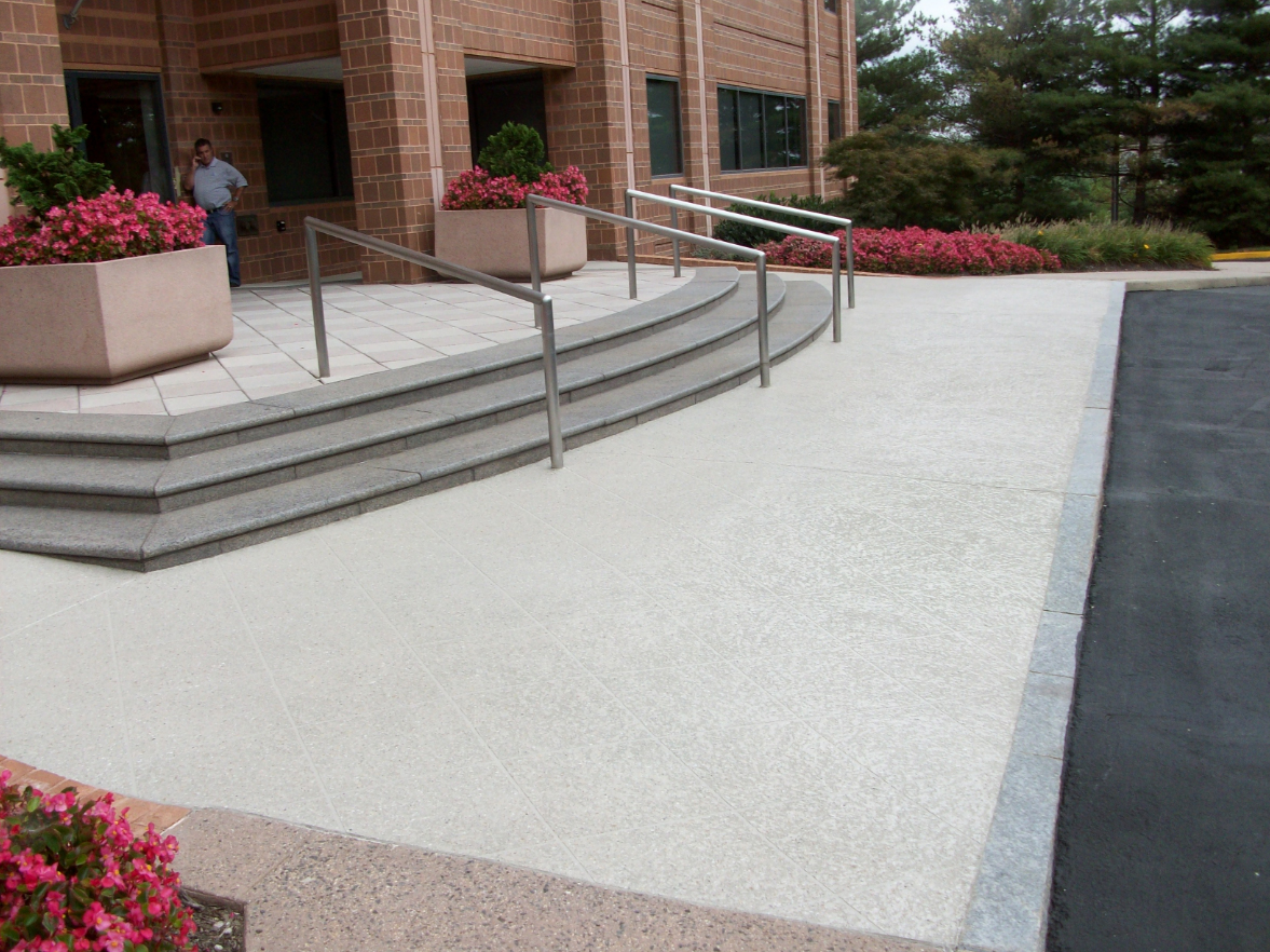 How Property Managers Can Benefit Using Sundek Decorative Concrete Floors with Any Budget
